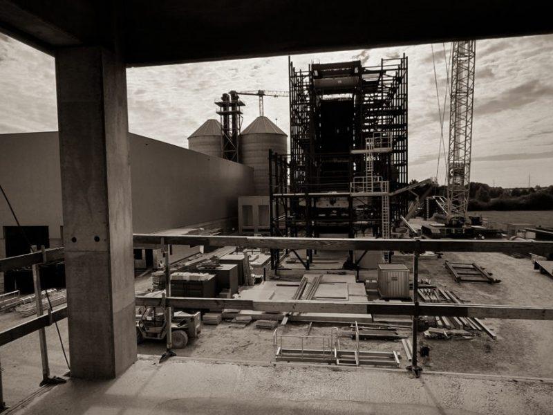 A & U Greenfield Biomass Power Plant